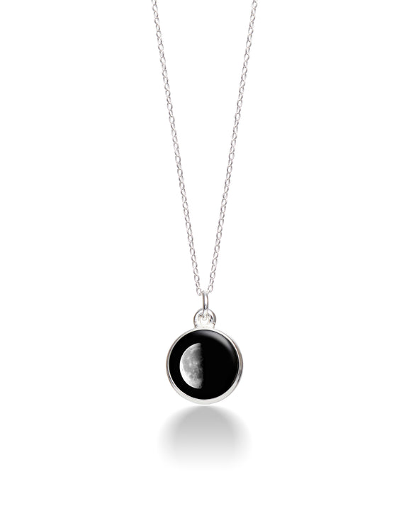 Moonglow Charmed Simplicity Necklace - 4D