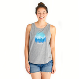 Women's Highlight Real High-Low Crusher Tank