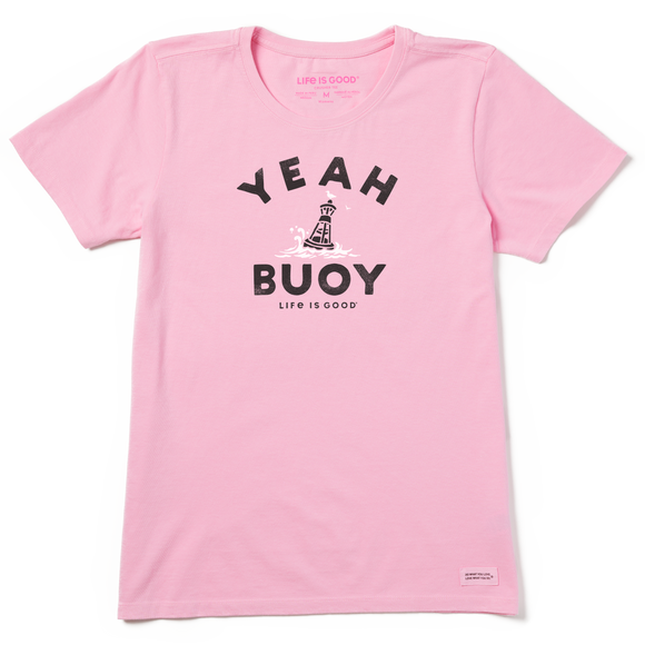 Women's Yeah Buoy Crusher Tee