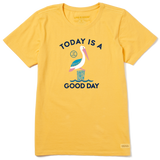 Women's Good Day Pelican Crusher Tee