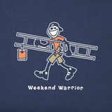 Men's Weekend Warrior Vintage Crusher Tee