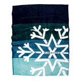 Berkshire Snowflake Plush Sherpa Throw