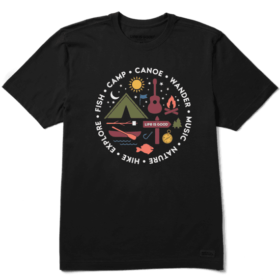 Men's All About Camp Crusher Tee