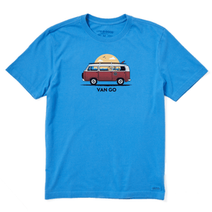 Men's Van Go Crusher Tee