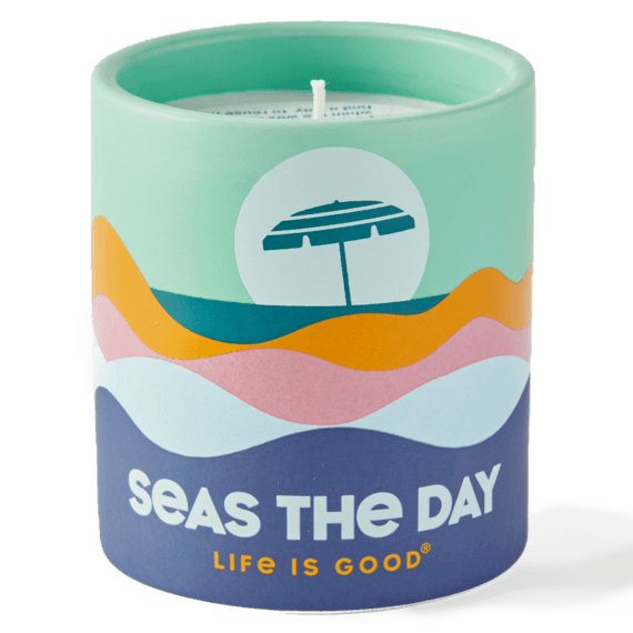 Seas the Day Soy Candle