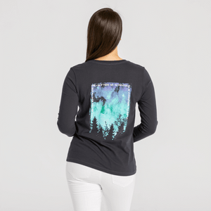 Women's Everything is a Miracle Crusher Long Sleeve