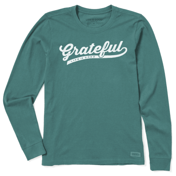 Women's Grateful Crusher Long Sleeve