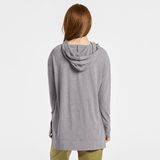 Women's LIG Radial Sunburst Supreme Blend Long Hoodie