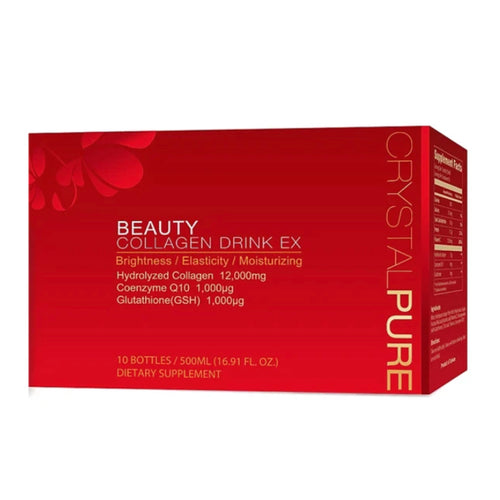 Beauty Collagen Drink Set of 10 by hoodermatology.com