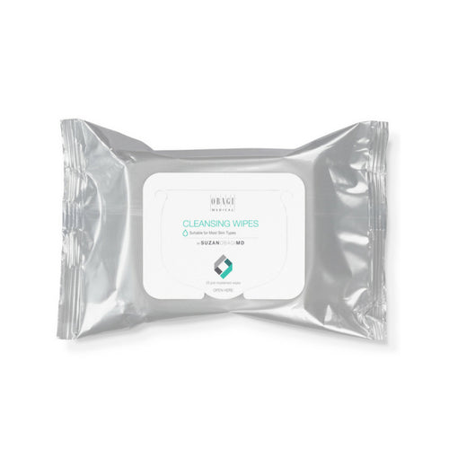SuzanObagi Cleansing Wipes