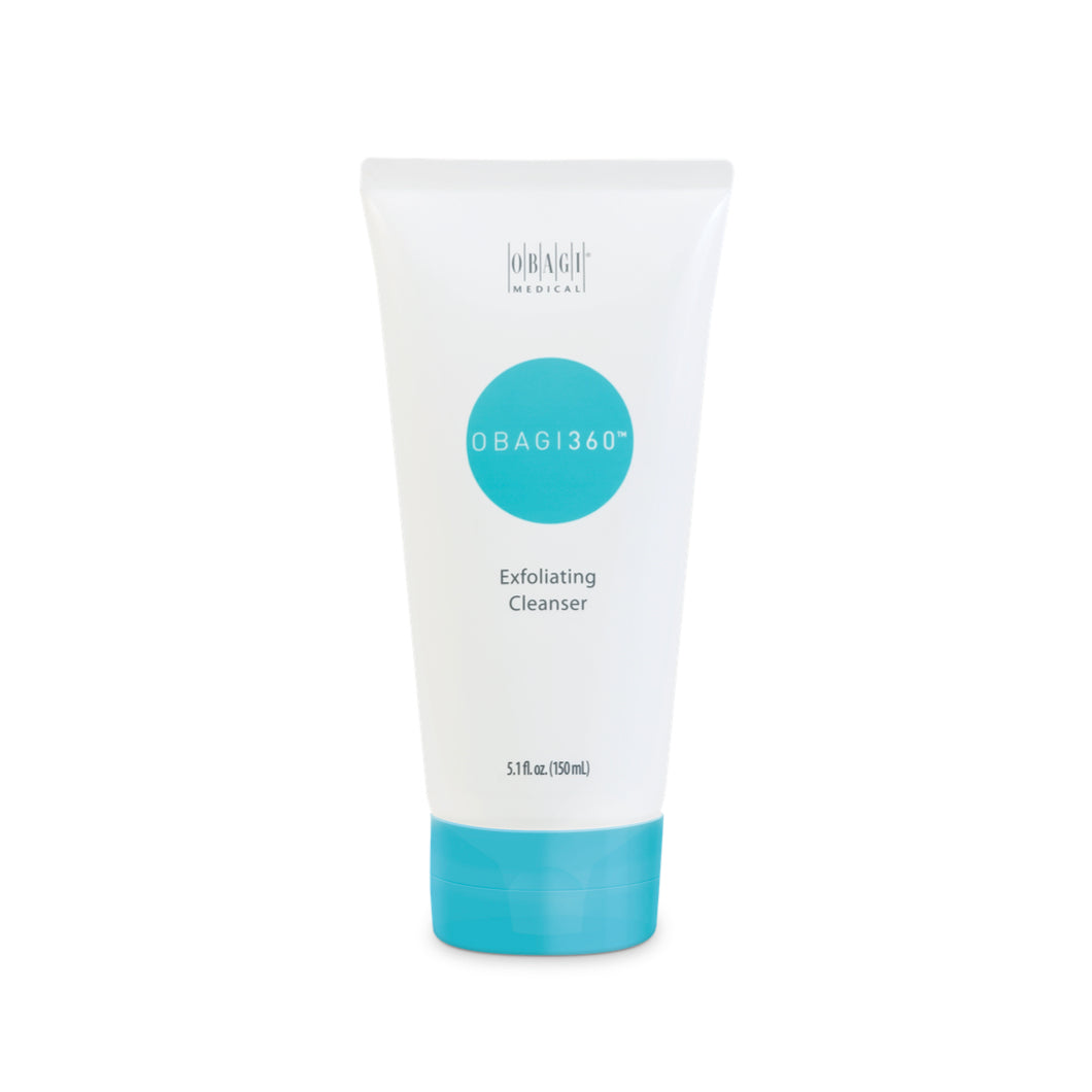 Obagi360 Exfoliating Cleanser by hoodermatology.com