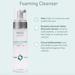 SUZANOBAGIMD Foaming Cleanser