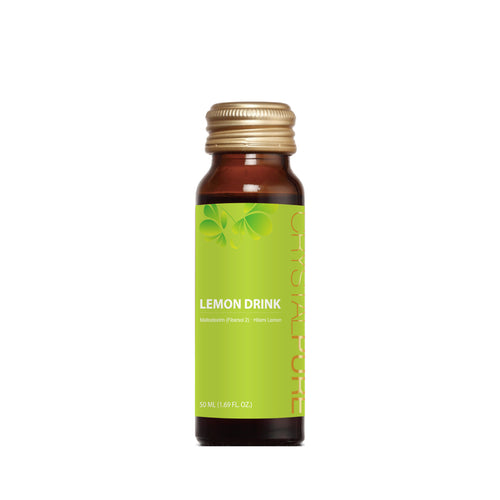 Slim-On Lemon Drink by hoodermatology.com