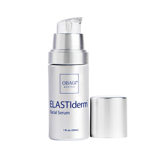 Elastiderm Facial Serum without cap by hoodermatology.com