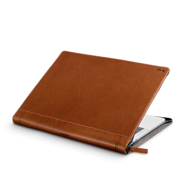 Journal for MacBook Pro USB-C Cognac