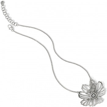 ENCHANTED GARDEN FLOWER NECKLACE
