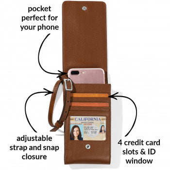PRETTY TOUGH PHONE ORGANIZER
