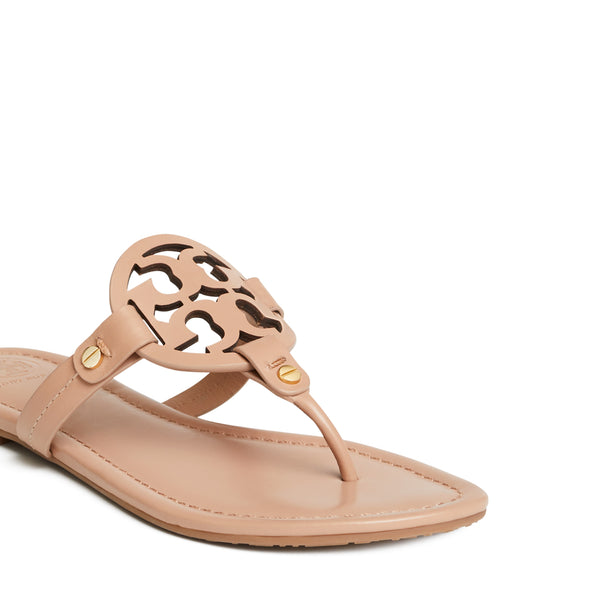 MILLER SANDAL LEATHER - LIGHT MAKEUP