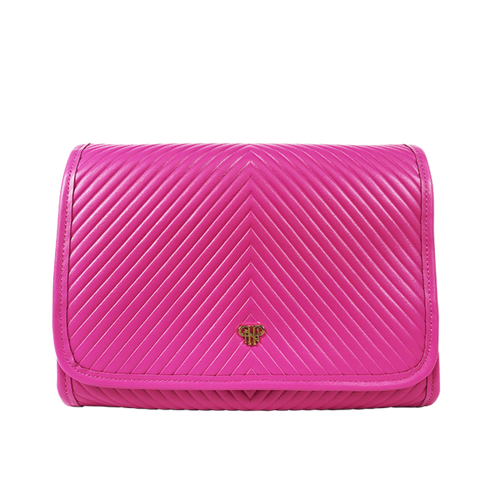 GETAWAY TOILETRY CASE - PINK