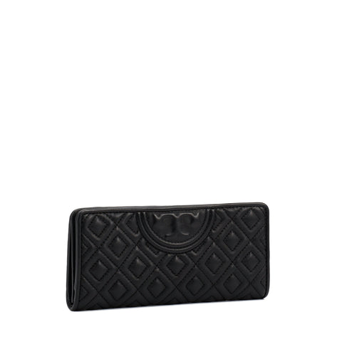 FLEMING SLIM WALLET - BLACK