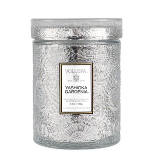 YASHIOKA GARDENIA SMALL JAR CANDLE