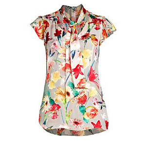 BRYCE FLORAL BLOUSE