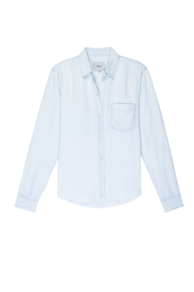 INGRID LIGHT VINTAGE BUTTON DOWN