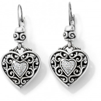 RENO HEART EARRINGS