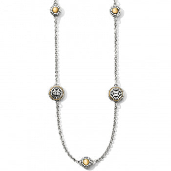 INTRIGUE PETITE LONG NECKLACE