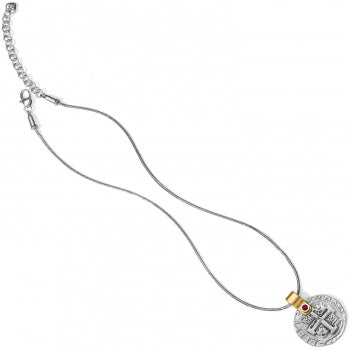 DOUBLOON NECKLACE