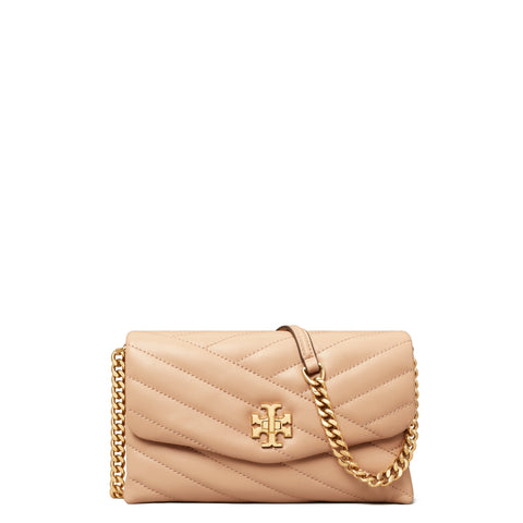 KIRA CHEVRON CHAIN WALLET - DEVON SAND