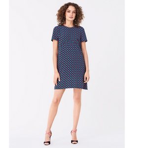 CARLOTTA CREPE MINI DRESS