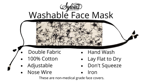ADULT ADJUSTABLE MASK