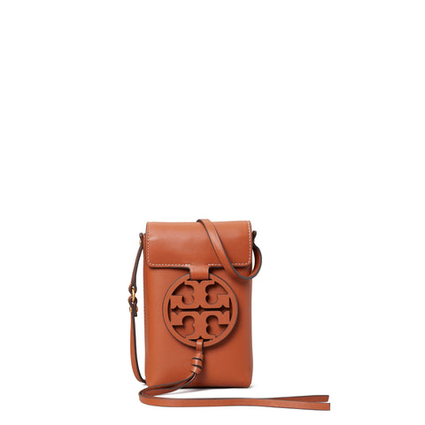 MILLER PHONE CROSSBODY - AGED CAMELLO