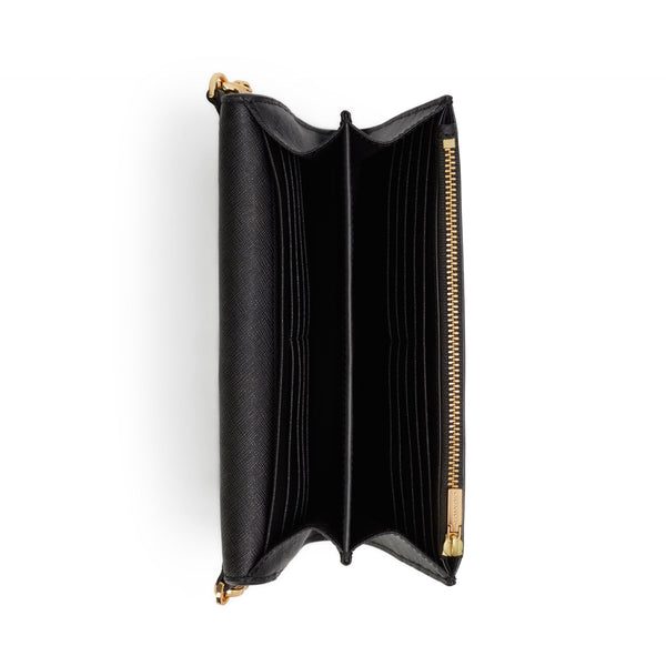 ROBINSON CHAIN WALLET - BLACK