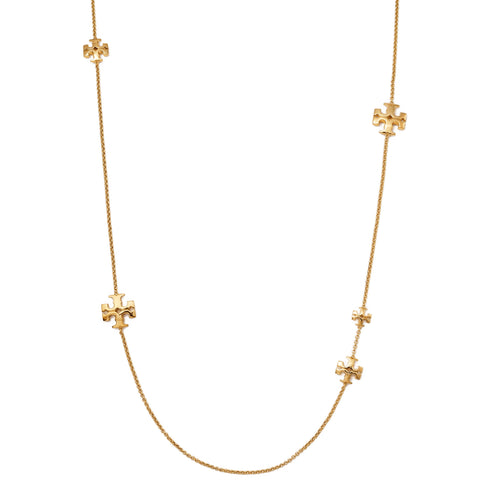 KIRA LONG NECKLACE - GOLD