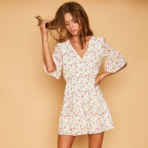 BLOOM MINI DRESS