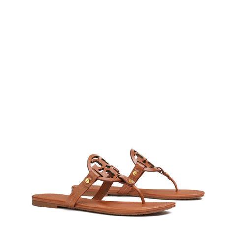 MILLER SANDAL LEATHER - VINTAGE VACHETTA
