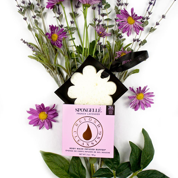 FRENCH LAVENDER - BOXED FLOWER BODY BUFFER