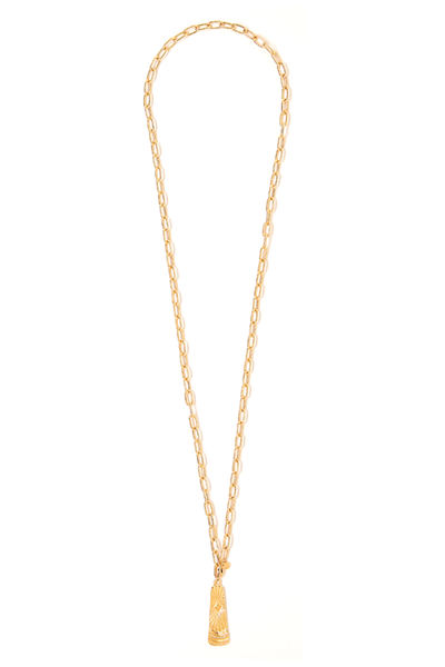 ARI ILLUME WRAP NECKLACE