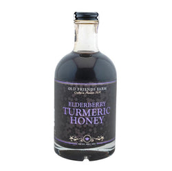 Honey, Elderberry Turmeric  17oz