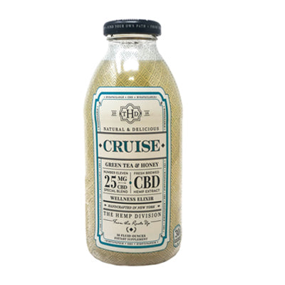 Cruise Wellness Elixir 16 oz (Case of 12)