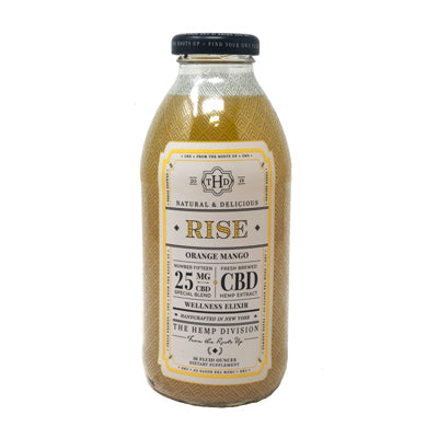 Rise Wellness Elixir 16 oz (Case of 12)