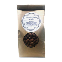 Organic Dried Cranberry Beans 25lb Bag