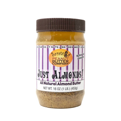 Almond Butter, Creamy 16oz