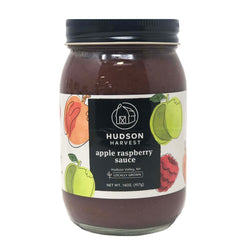 Apple Raspberry Sauce 16oz