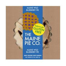 Gluten Free Maine Wild Blueberry Pie 32oz