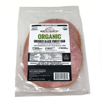Organic Sliced Uncured Black Forest Ham 6oz