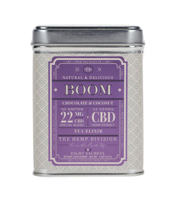 Boom Herbal Tea 8 Sachets
