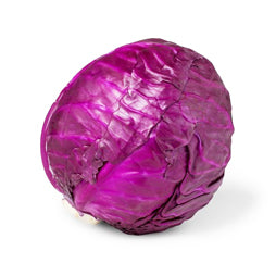Organic Red Cabbage 1 head